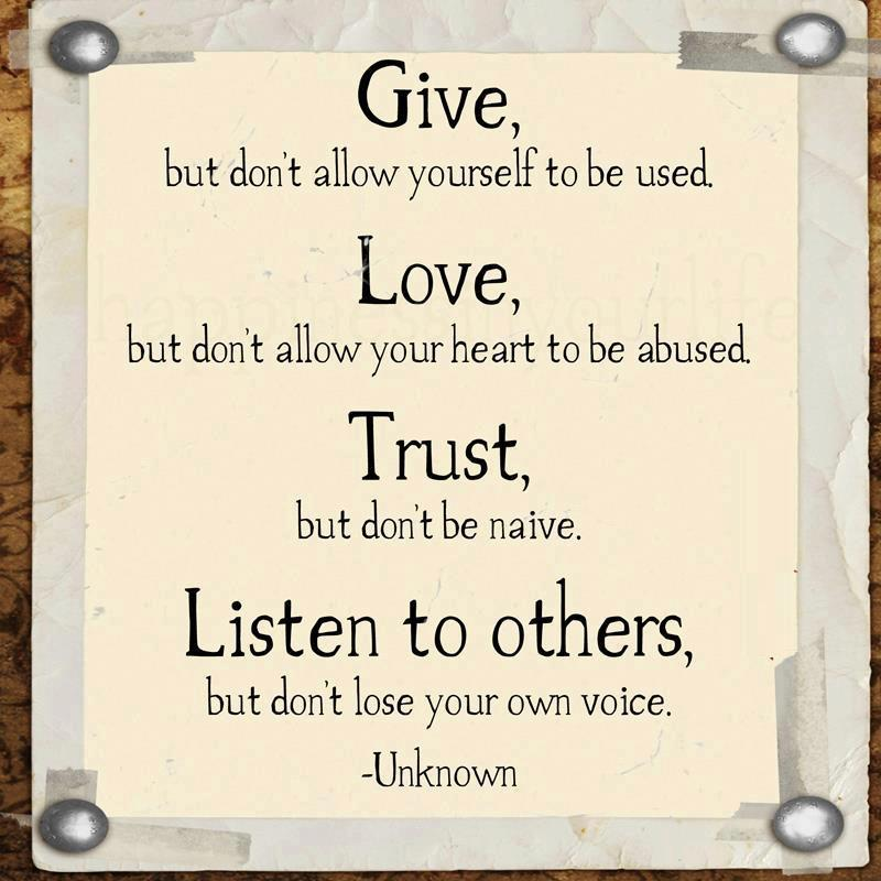 listen love: