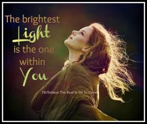 WP-14-6 The brightest light is within u
