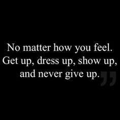 19-30 Sept- 14 No matter how you feel