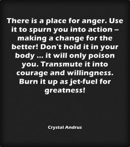 22 - 6Aug15-channelise your anger
