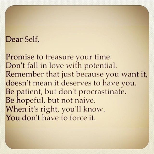 2- 10 Jan 16 A note to myself