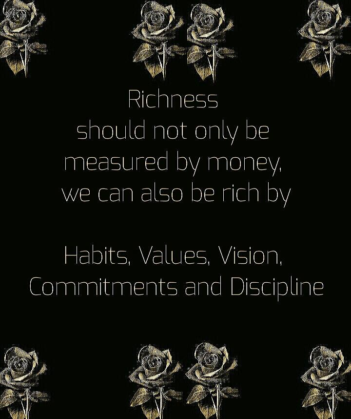3- 17 Jan 16 It is easy to be rich