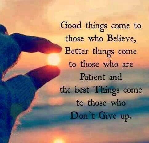 19-  Be Good Better Best