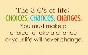 22-3 C's of life