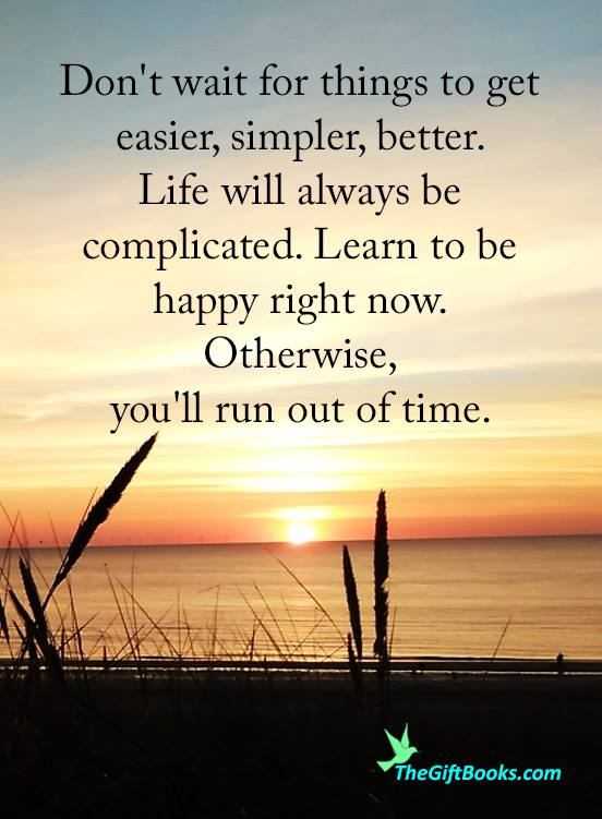 14- 5 April17- Learn to be happy right now