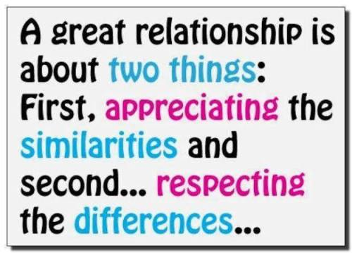 20- 4 June17 -A great relationship
