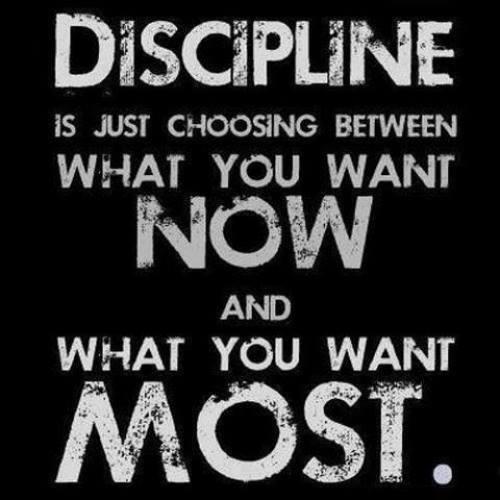 21- 11 June 17- Discipline