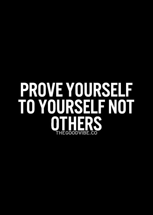 18-11-24 April18-Prove yourself to yourself