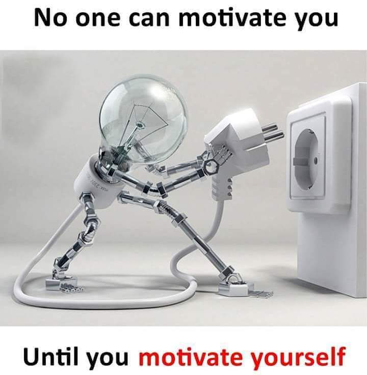 Self motivation – the key to success