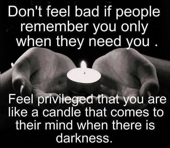 A candle calledYOU